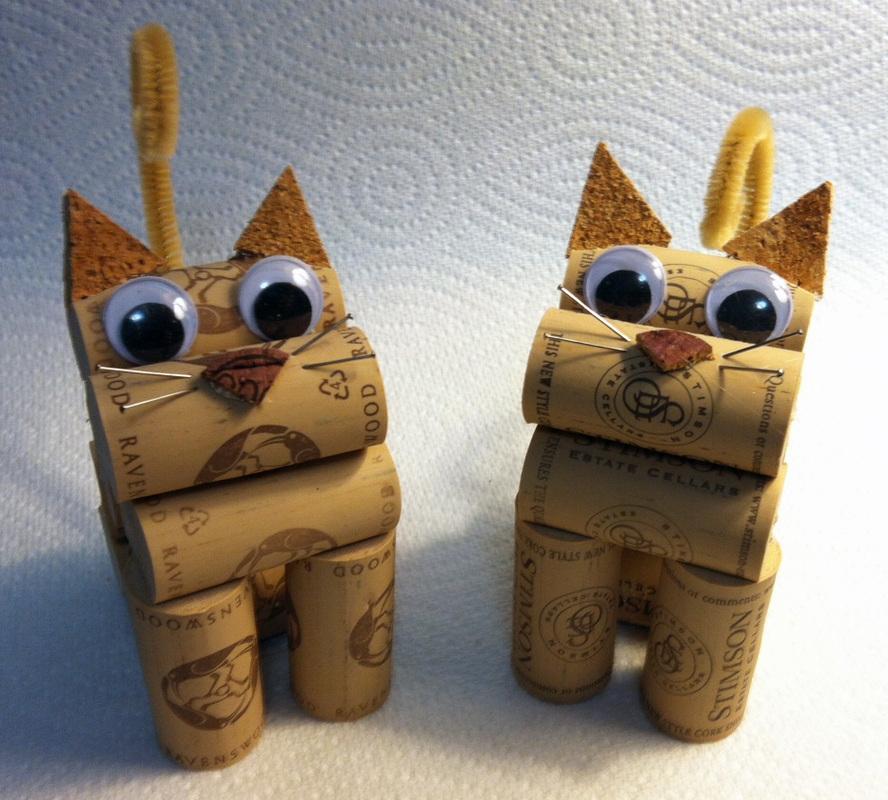 Cork Animals: Creative Cork Animals