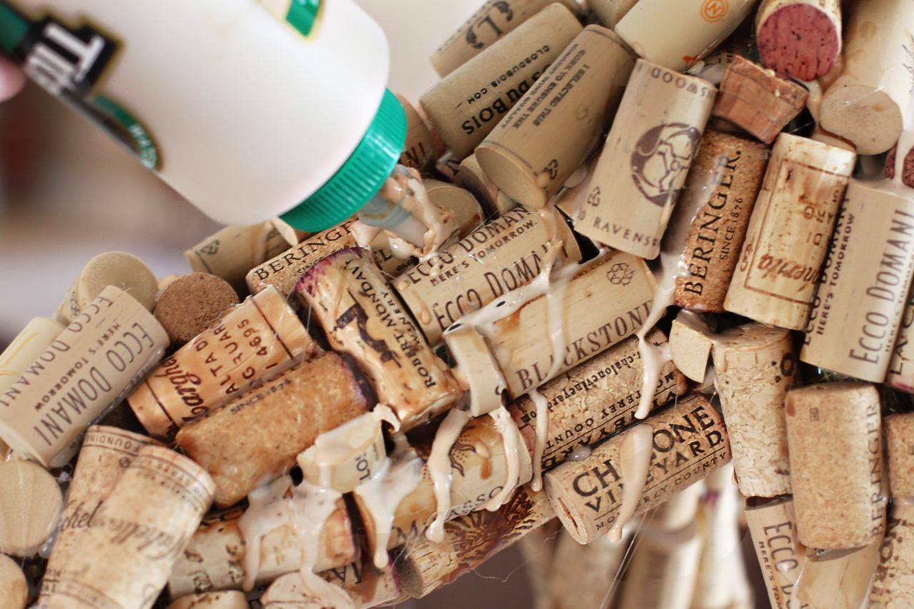 2014 02 28 Diy Wine Cork Sculpture Blog Corkspirit