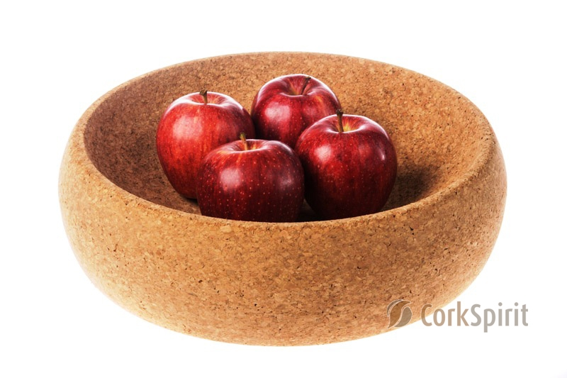 Large Cork Bowl