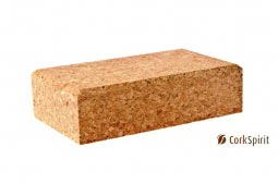 Cork Sanding Block - 110x60x30mm
