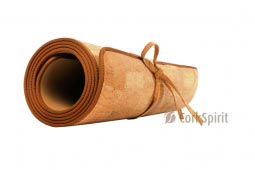 Cork Yoga Mat - Natural