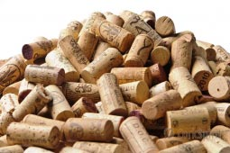 Used Wine Corks for Weddings