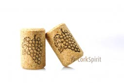 Agglomerated Wine Corks 38-24mm