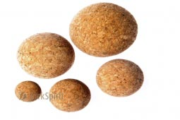 Agglomerated Cork Balls - 25mm size